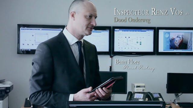 Inspecteur Renz Vos - Afl. 3 - Dood Onderweg - Dutch