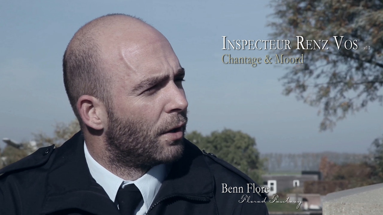 Inspecteur Renz Vos - Afl. 2 - Chantage en Moord - Dutch