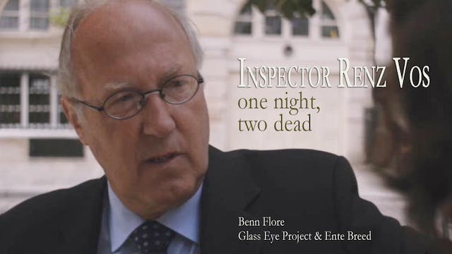 Inspector Renz Vos - episode 1 - One Night, two dead - English