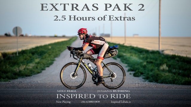 Inspired to Ride + Extras Pak 2