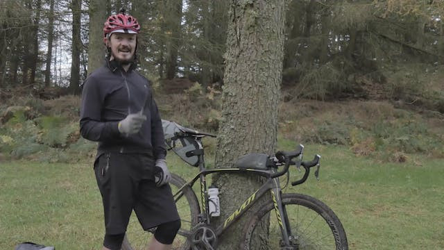 Bikepacking How To - Mike Hall