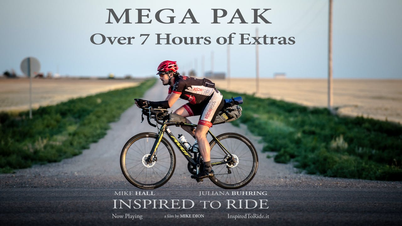 Inspired to Ride + Mega Pak
