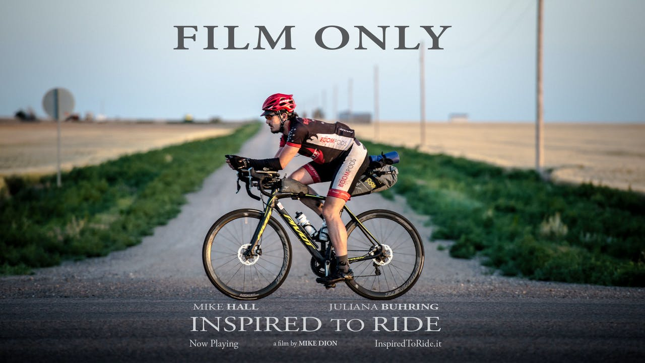 Inspired to Ride - Film Only
