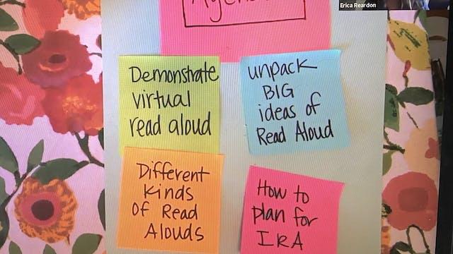 Grades 3-8 Interactive Read Aloud