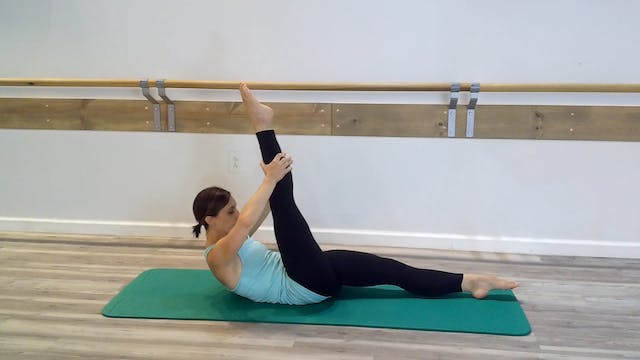 Pilates Stretch and Lengthen