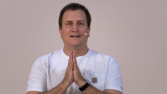 Hatha Yoga - Level 2 with Krishna Howeth - Class 3