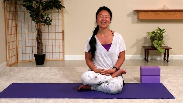 Hatha Yoga - Portuguese Level 2 with ...