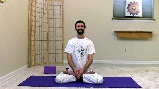 Hatha Yoga - Level 2 with Zac Parker - Class 4
