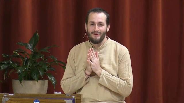 Hatha Yoga with Narada Williams