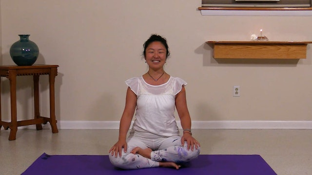 Hatha Yoga - Mixed Level Core Awareness with Rukmini Ando