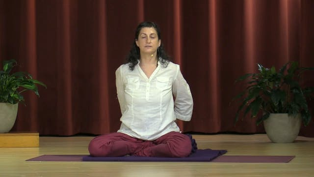 Hatha Yoga - Level 1 with Lila Amma