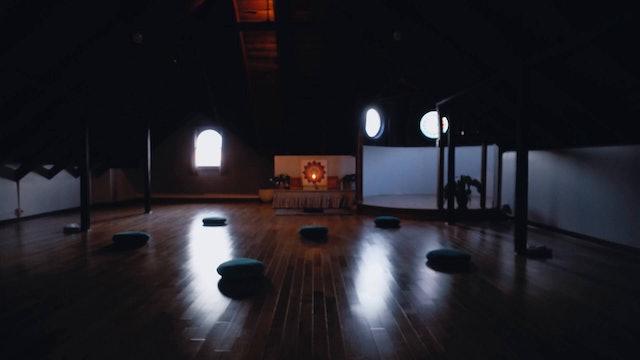 40-min. Meditation with Narada Williams (audio with chant sheet)