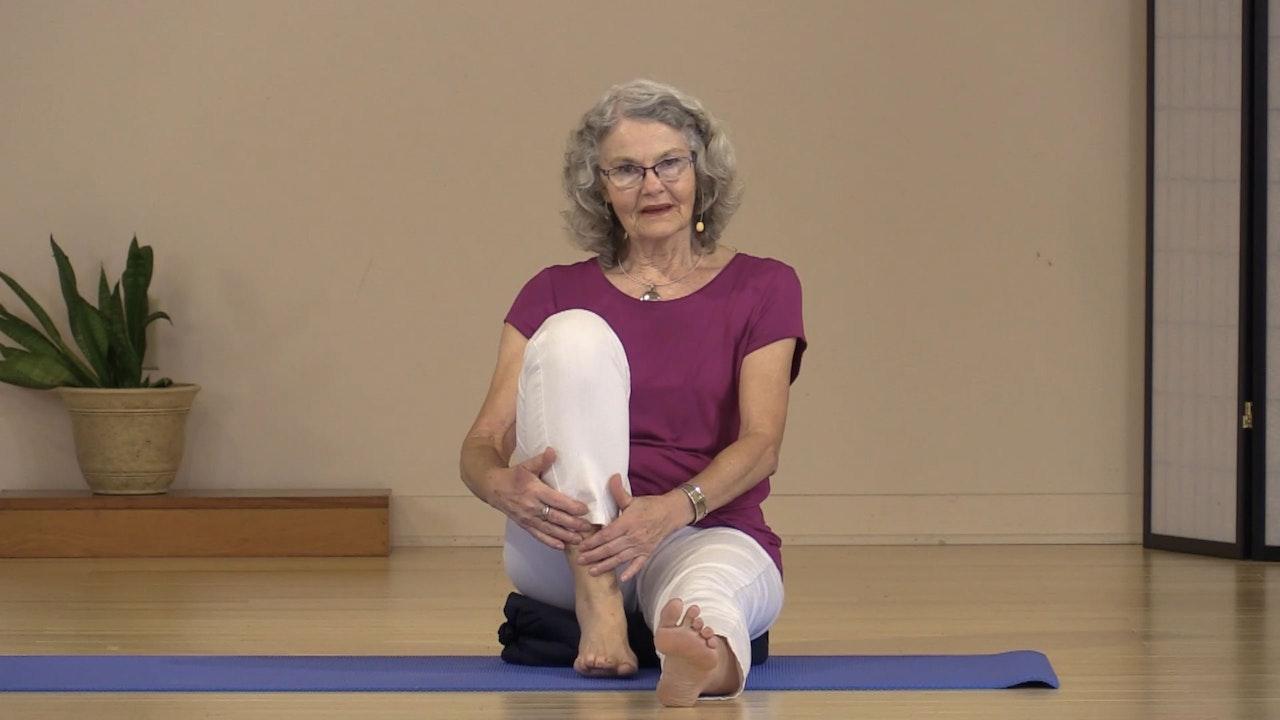 Hatha Yoga with Hope Mell