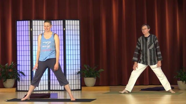 Hatha Yoga - Level 1 with Mitra Somer...