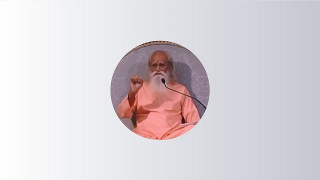 Brahmacharya - A Talk by Sri Swami Sa...