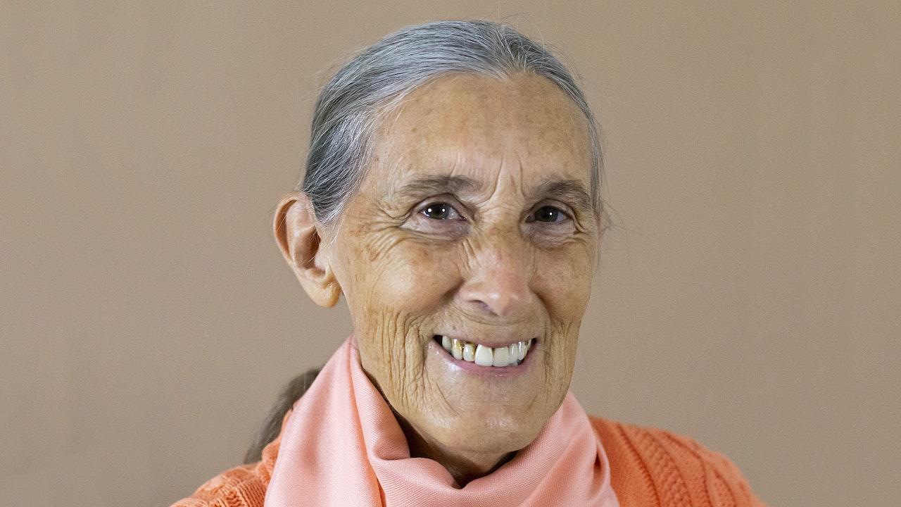 Swami Divyananda, Senior Sannyasi, E-RYT 500