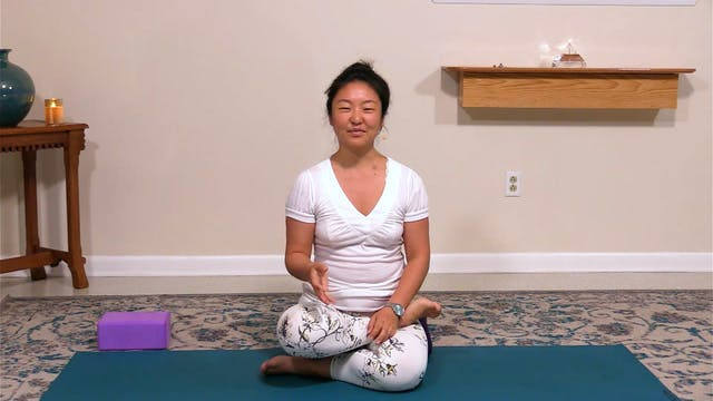 Hatha Yoga - Level 1 with Rukmini And...