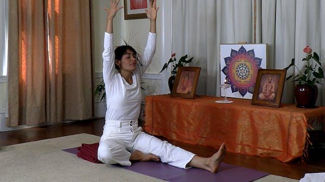 Hatha Yoga - Spanish Level 1 with Mad...