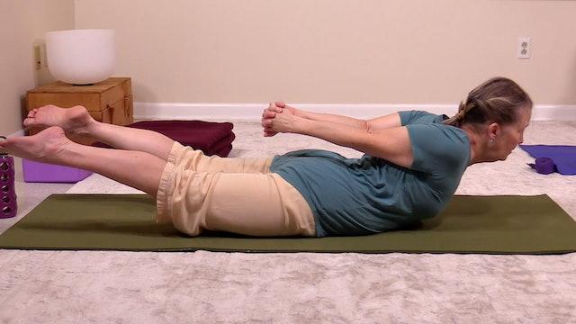 Hatha Yoga - Level 1 with Satya Greenstone - Class 2