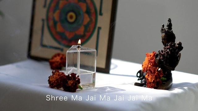Ambaparameswari Navaratri Kirtan