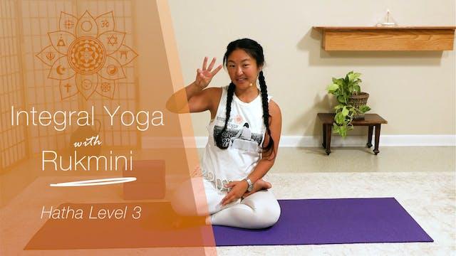 Hatha Yoga - Level 3: 75-min class wi...