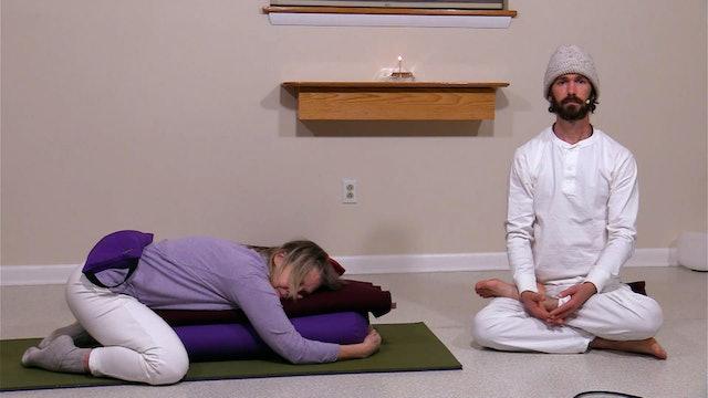 Restorative Yoga with Zac Parker