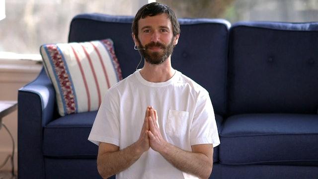 Hatha Yoga Tips: Yoga Mudra with Zac Parker