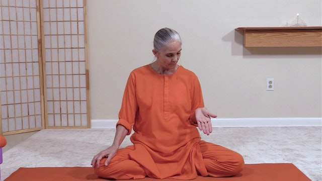 Hatha Yoga - Level 2: The Subtle Practices with Swami Arivananda