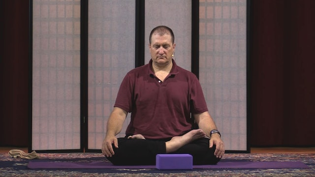 Hatha Yoga - Level 2 with Krishna Howeth - Class 2