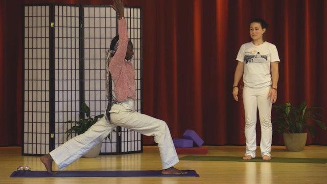 Hatha Yoga - Mixed Level with Anandi Williams