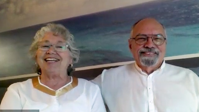 The Paths of Love and Wisdom - Q&A with Revs. Bhagavan and Bhavani Metro
