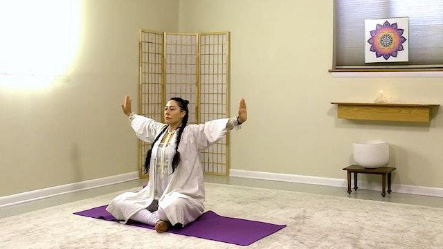 Hatha Yoga - MIxed Level with Malati Kurashvili - Class 4