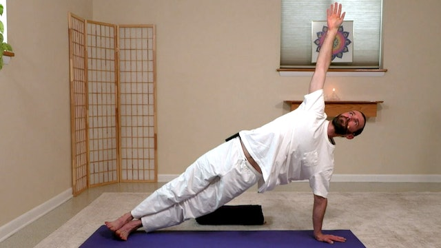 Hatha Yoga - Level 2 with Zac Parker - Class 5