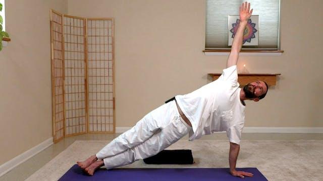 Hatha Yoga - Level 2 with Zac Parker ...