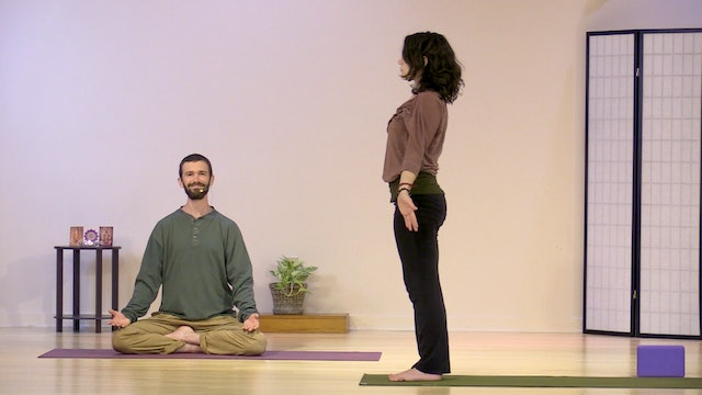 Hatha Yoga - Mixed Level and Extended Yoga Nidra with Zac Parker - Class 1