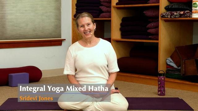 Hatha Yoga - Love - Mixed Level with Sridevi Jones