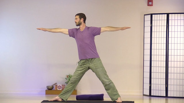Hatha Yoga - Mixed Level and Extended Yoga Nidra with Zac Parker - Class 2