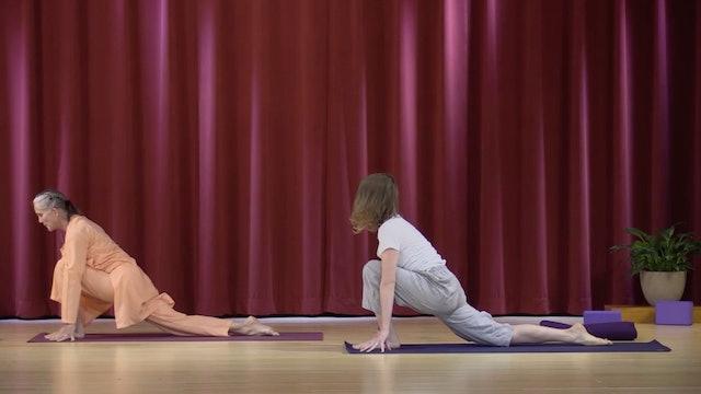 Hatha Yoga - Level 1 with Saci Murphy - Class 1