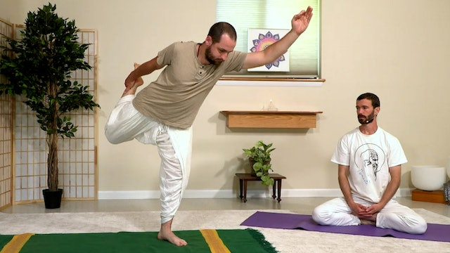 Hatha Yoga - Mixed Level with Zac Parker - Class 8
