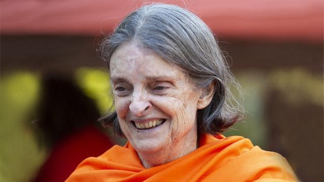 Swami Hamsananda, Senior Sannyasi