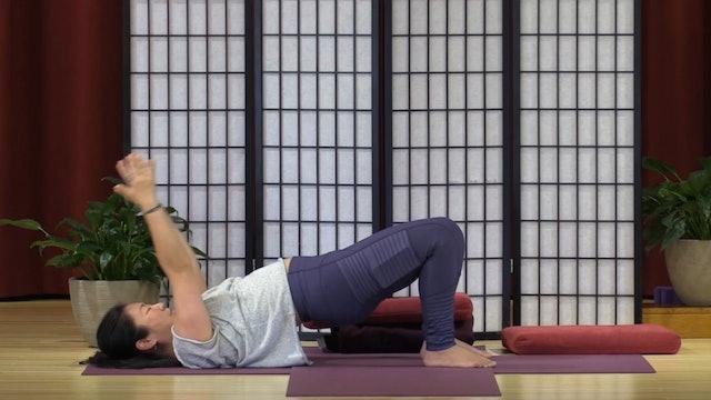 Gentle Yin Yoga with Rukmini Ando - Class 1