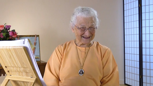 Choosing your Actions, Creating Joy and Positivity with Mataji