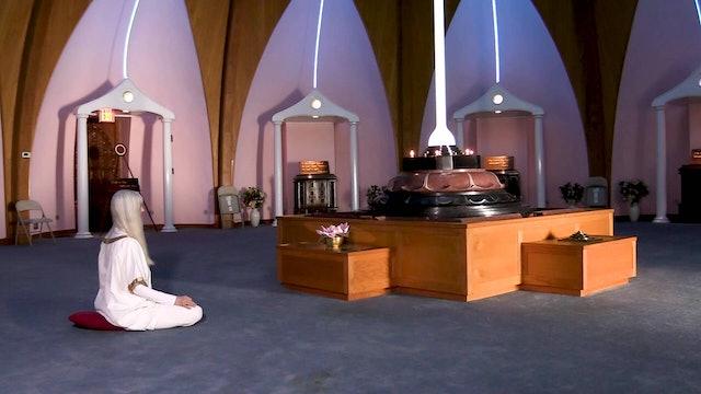 30-minute LOTUS Meditation with Rev. Lakshmi Barsel