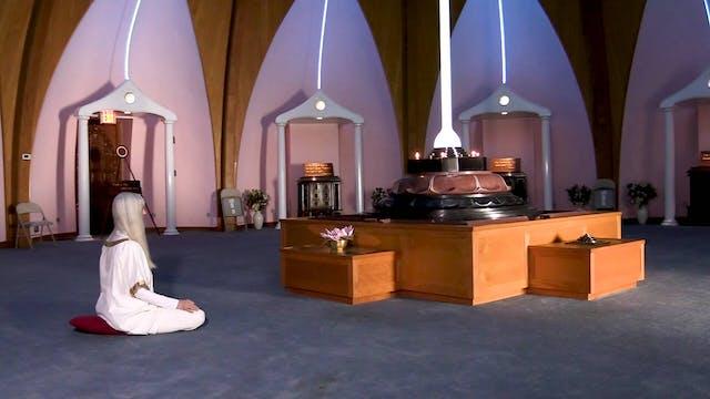 30-minute LOTUS Meditation with Rev. ...