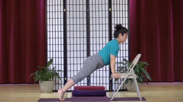 Hatha Yoga - Mixed Level with Rukmini...