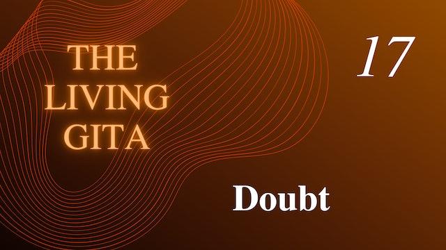 Part 17: Doubt