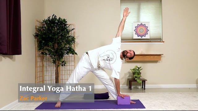 Hatha Yoga - Level 1 with Zac Parker ...