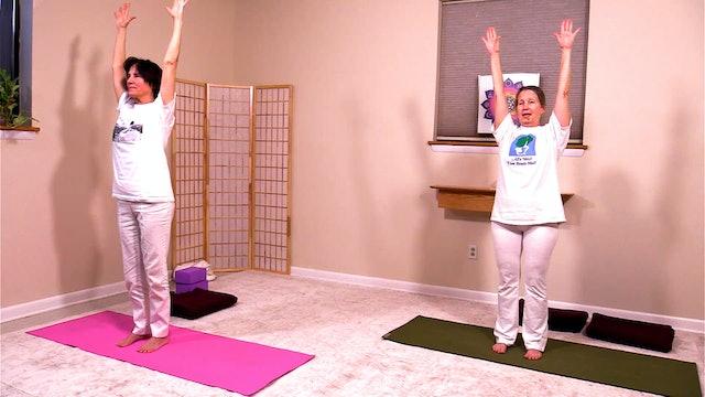 Gentle Yoga with Sridevi - Class 1