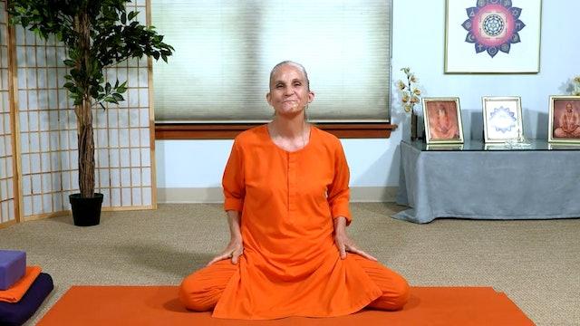 Hatha Yoga - Level 2 with Saci Murphy- Class 1