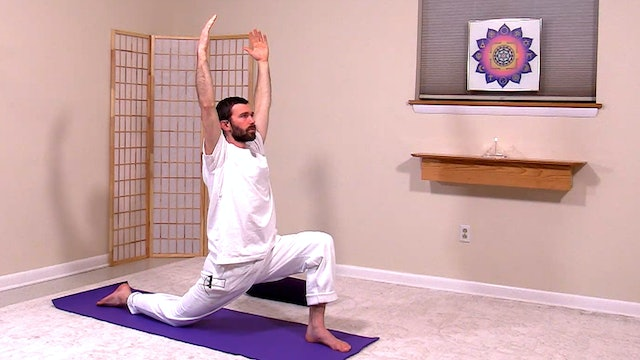Hatha Yoga - Mixed Level with Zac Parker - Class 7